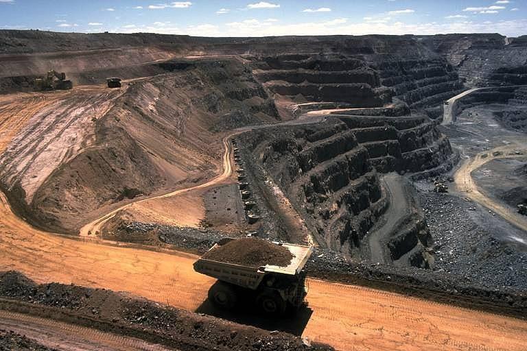 coal industry mining