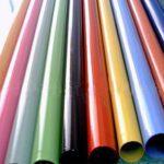 powder coated metals