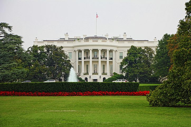 Manufacturing Meeting at White House