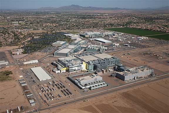Intel Fab42 Factory Arizona