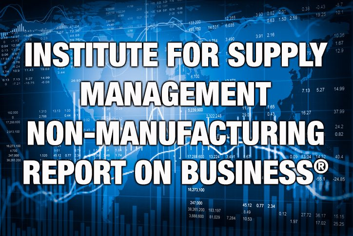 ISM Non-MFG Report