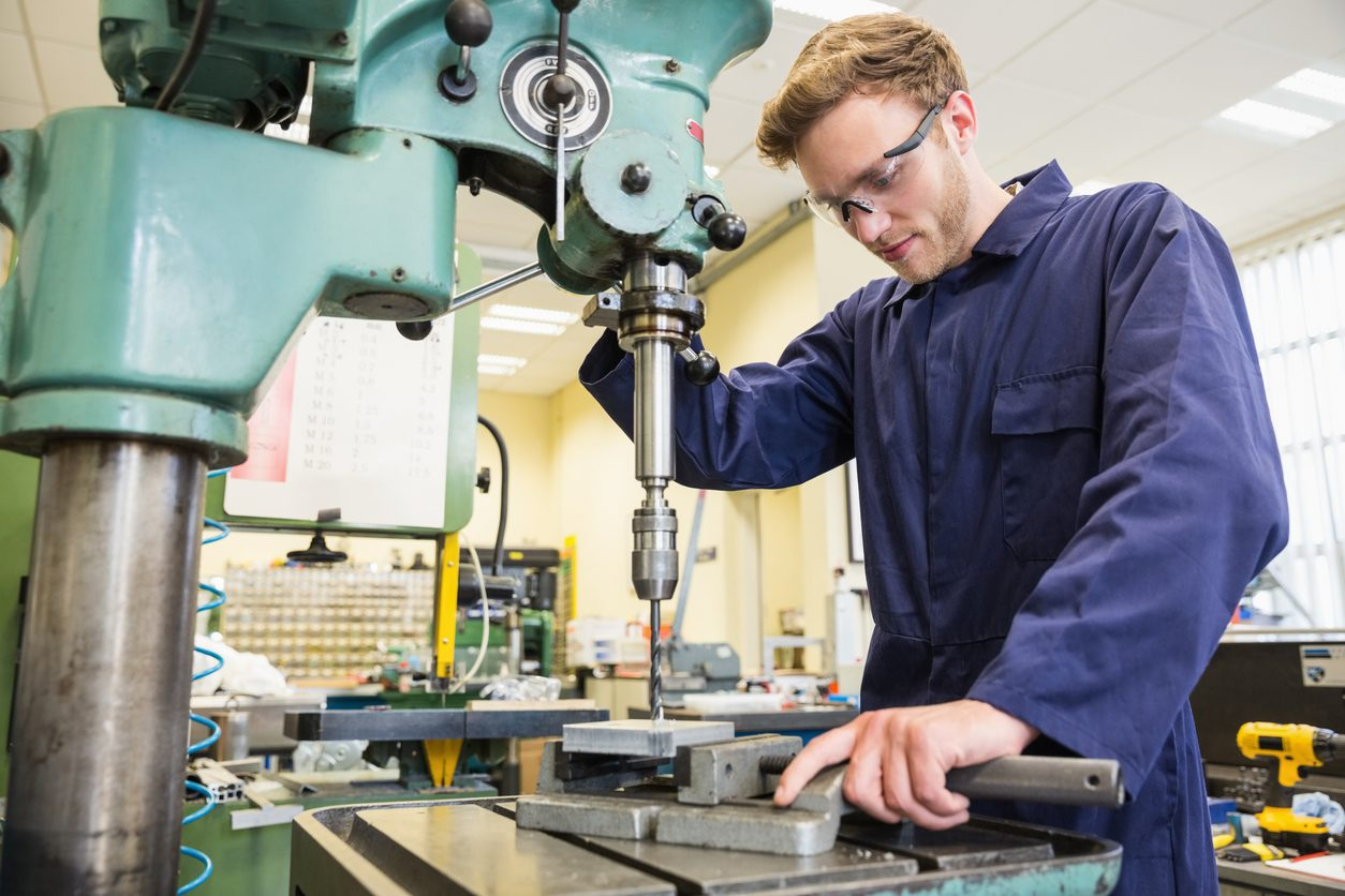 Student run manufacturing