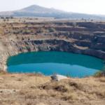 Strip Mine in Africa