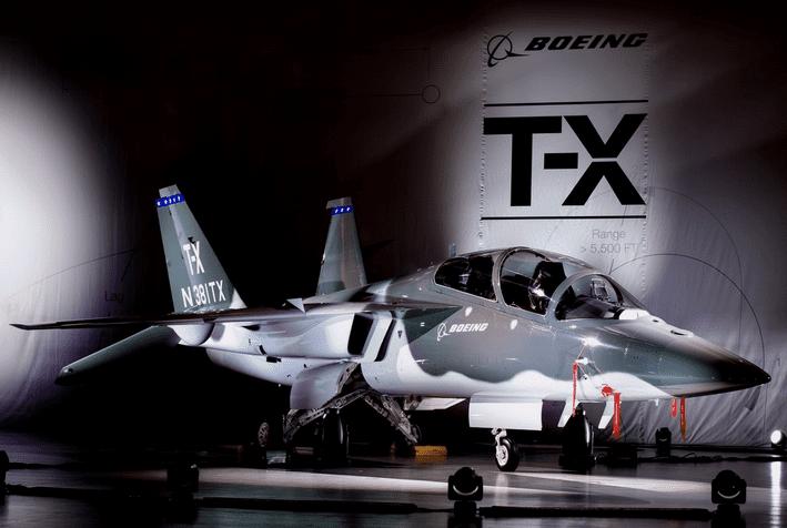 Saab TX Trainer