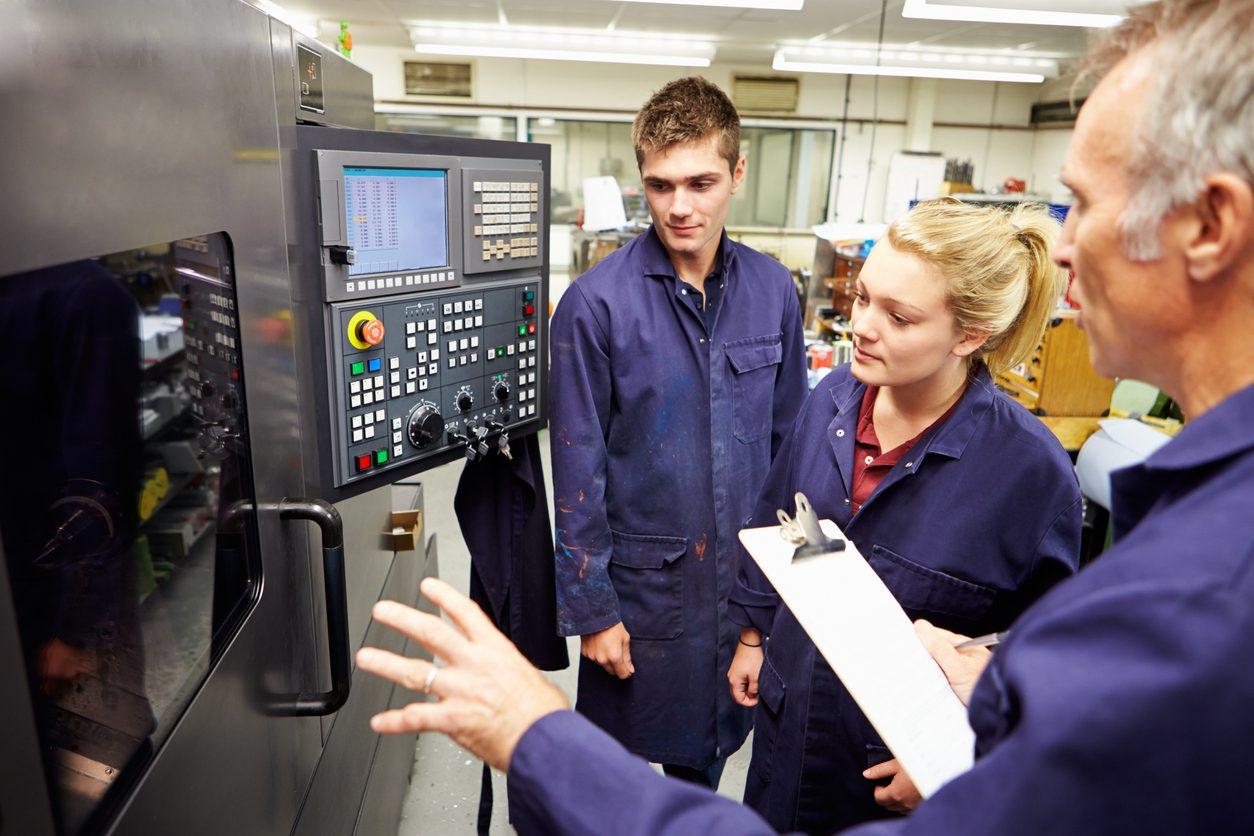 Gen-Y in manufactruring