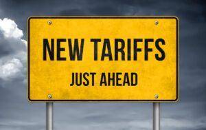 More tariffs