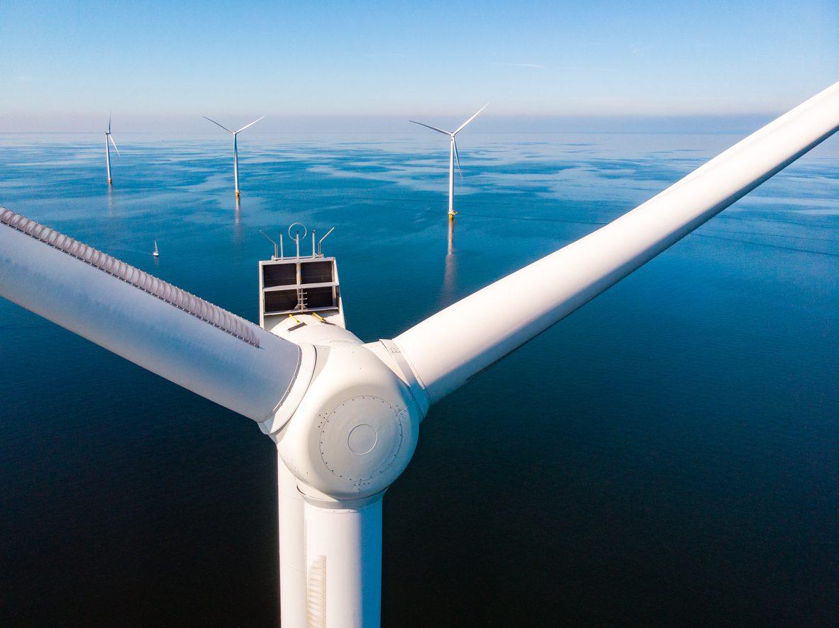 offshore wind turnbine